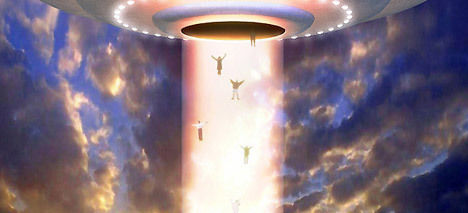 UFO abducted people settled with space bases