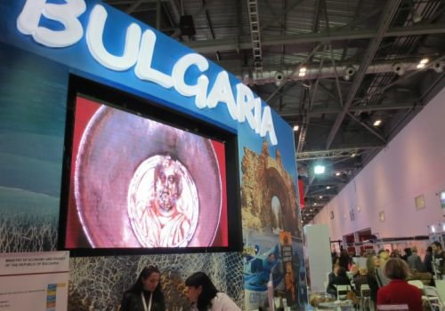 Bulgarian exhibition