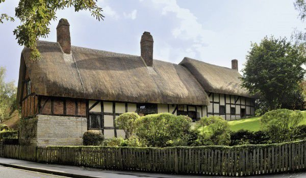 Anne Hathaways House in Stratford upon Avon