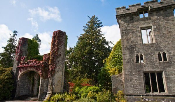 Armadale Castle in Scotland