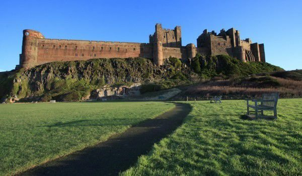 Castle of Bamburgh