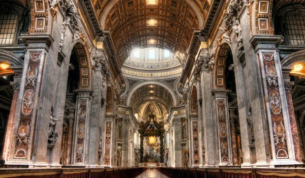 Basilica of Saint Peter in Rome