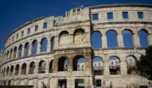 Coliseum of Pula