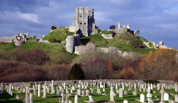 Corfe Castle in Kenilworth