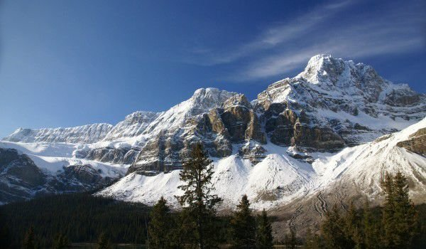 Crowfoot Mountain, Banff National Park