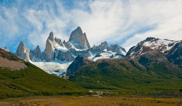 Fitz Roy in Patagonia, Argentina