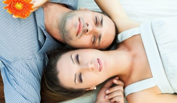 how to know if a sagittarius man is in love