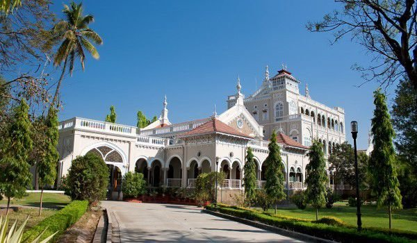 Aga Khan Palace - Ghandi Memorial in Pune