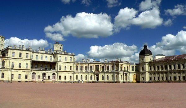 Gatchina Palace near Saint Petersburg