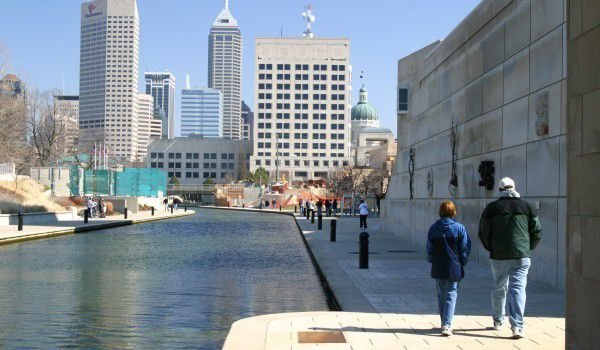 Indy Canal - Indianapolis
