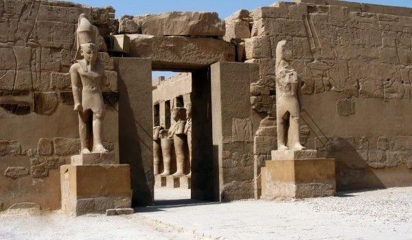 Карнак, Луксор (Karnak Temple Complex)