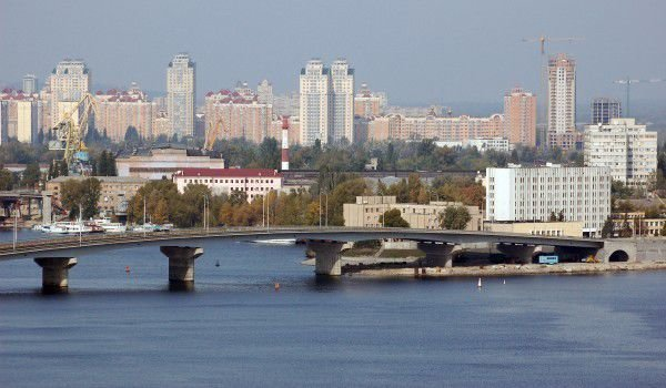 Kiev River Dnieper