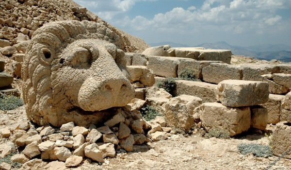 Mount Nemrut Tomb