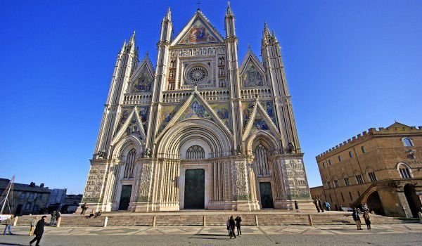 Cathedral in Orvieto - Duomo