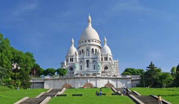 Sacré-Coeur Basilica in Paris