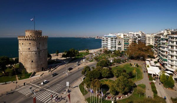 Tower in Thessaloniki