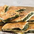 Onion Desserts - Onion Pie with Nettle for Palm Sunday