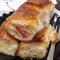 Sweet Phyllo Pastry with Turkish Delight
