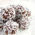 Chocolate Brick - Sprinkled Chocolate Balls