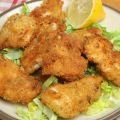Deep Fried Crumbed Chicken