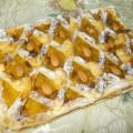 Pie with Pumpkin and Almonds