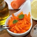 Carrot and Lemon Salad
