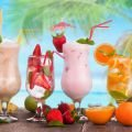 The Perfect Beach Cocktails