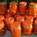 Tomatoes for Cooking in Jars