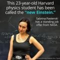 Meet the Girl That`s Being Called the World`s Next Einstein