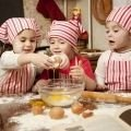 Easy Cakes for Children