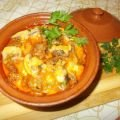Tasty Clay Pot Dish with Mince