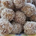 Indian Bonbons with Almonds and Honey
