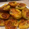 Stuffed Potatoes for Guests