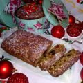 Lavish Christmas Cake with Dried Fruits
