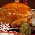 Christmas Turkey with Sauerkraut