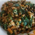 Nettle with Lentils