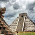 Pyramids - Mayan Civilization and Pyramids