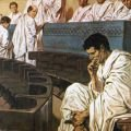 Romans - The Conspiracy of Catiline