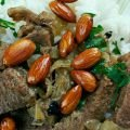 Meat and Coriander Recipes - Mansaf
