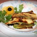 Marinated Grilled Zucchini