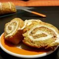 Carrot Roll with Mascarpone