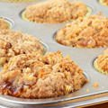 Muffins with Oats and Apples
