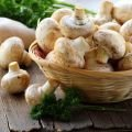 How to Blanch Mushrooms?