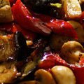 Mushrooms with Garlic and Chilies