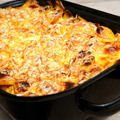 Vegetable Moussaka with Pasta