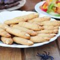 Powdered sugar Desserts - Witches' Fingers Cookies