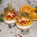 Orange Cheesecake in Cups