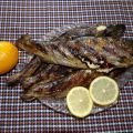 Easy Grilled Trout