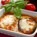 Oven baked sea bass with tomato and basil at what temp - Eggplant with Minced Meat and Tomato Sauce