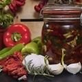 Lazy Pickled Peppers